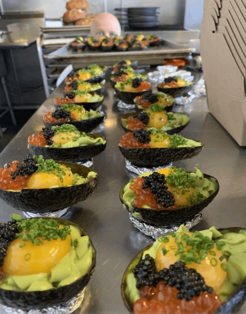 Collaborative Fine Dining Experiences
