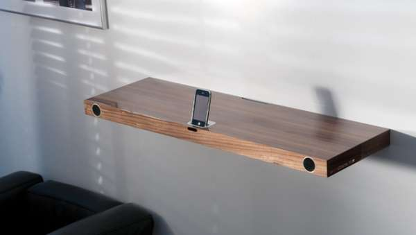 Sound System Shelves