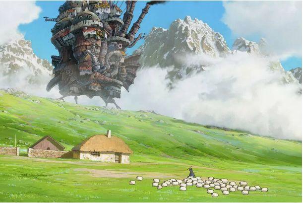 Virtual Reality Animes