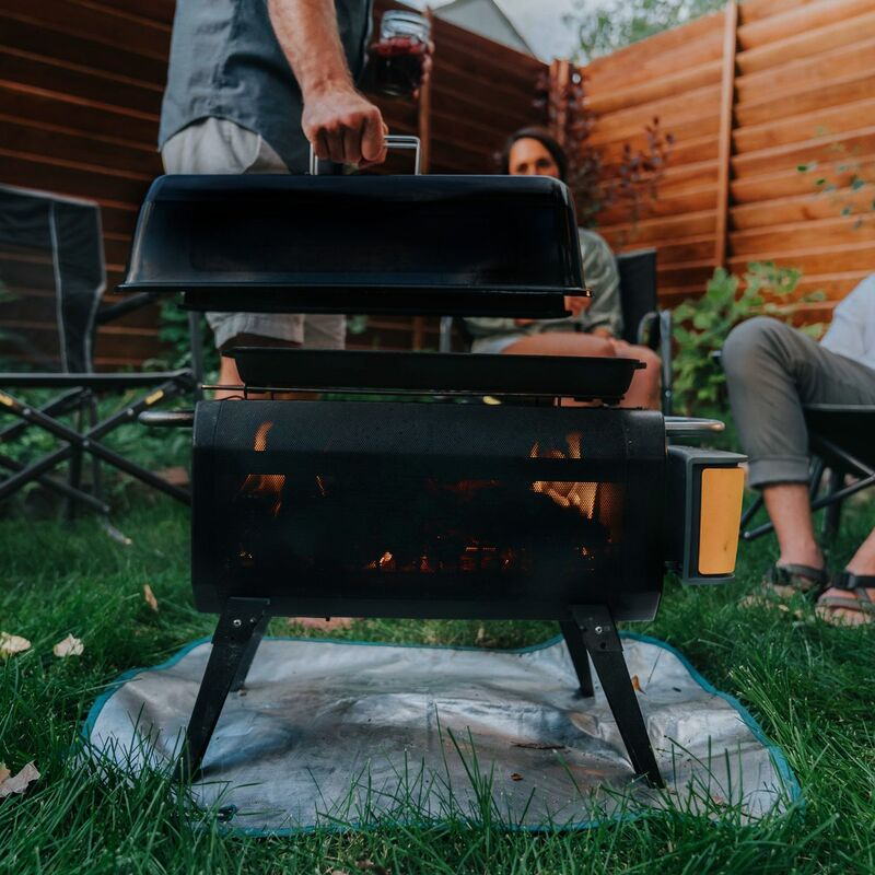 Compact Firepit Cooking Kits