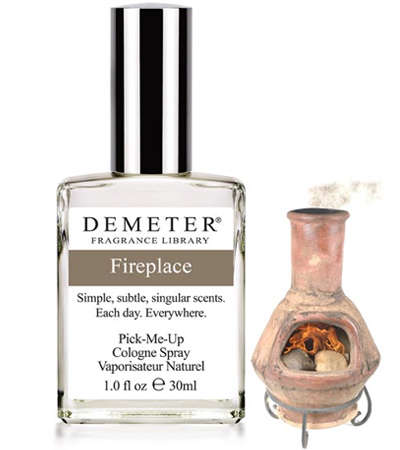Bottled Flame Perfumes