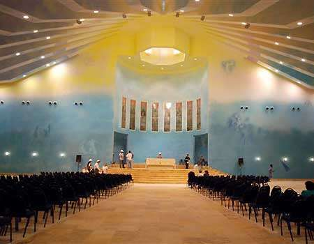 First Catholic Church Opens in Qatar