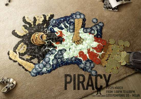 Piracy-Fighting Posters