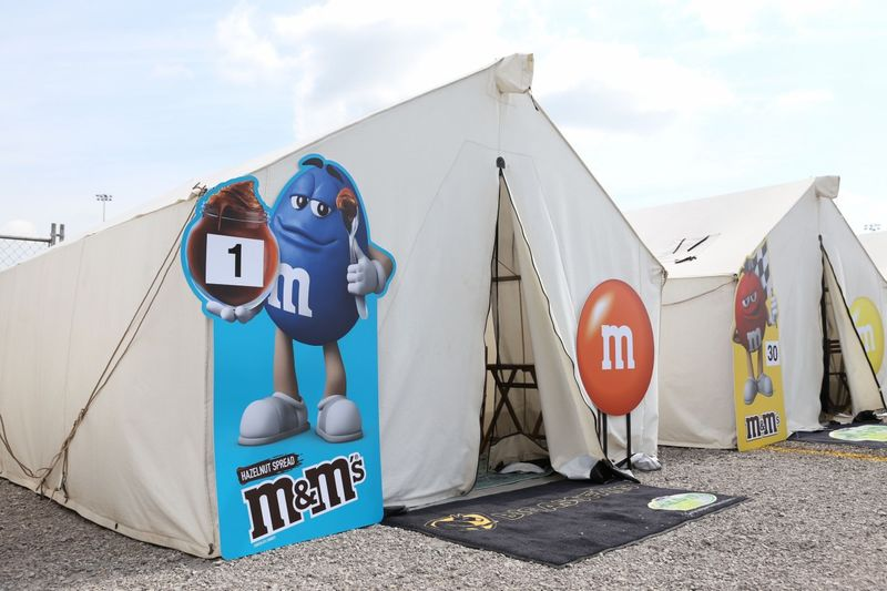 Branded Glamping Experience Events
