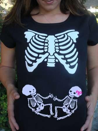 X-Ray Pregnancy Costumes
