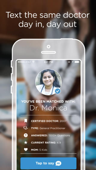 Medical Consultation Apps