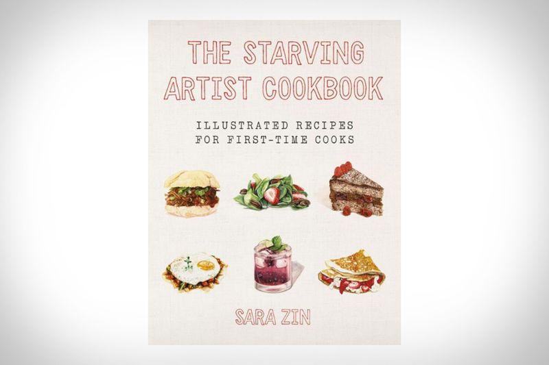 Starving Artist Cookbooks