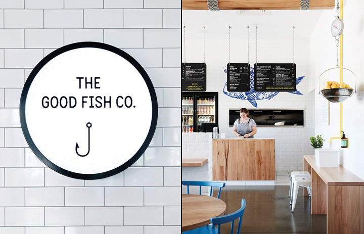 Modern Seafood Restaurants Fish And Chip Shop