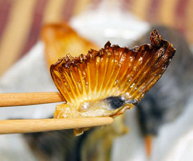 Dehydrated Delicacy Fish Fins
