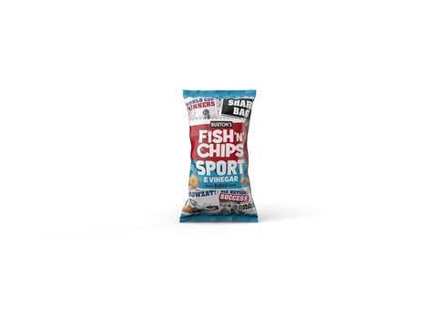 Sports Season Snack Chips