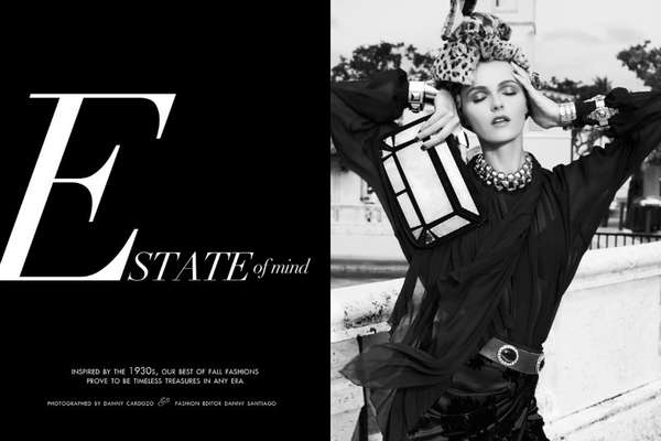 Elegantly Elite Editorials