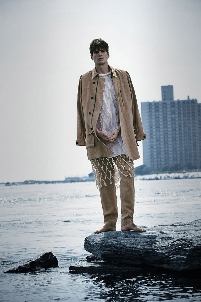 Eclectic Fisherman Fashion