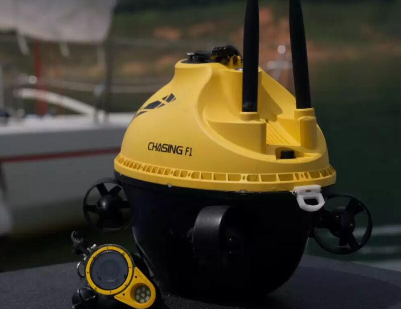 Dynamic Fish-Finding Drones