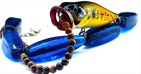 Jewelry from Fishing Gear