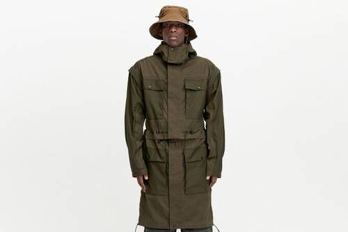 Garden-Themed Inaugural Streetwear