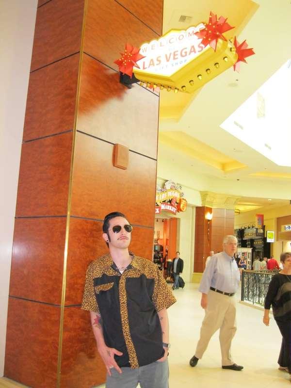 Vegas-Inspired Menswear