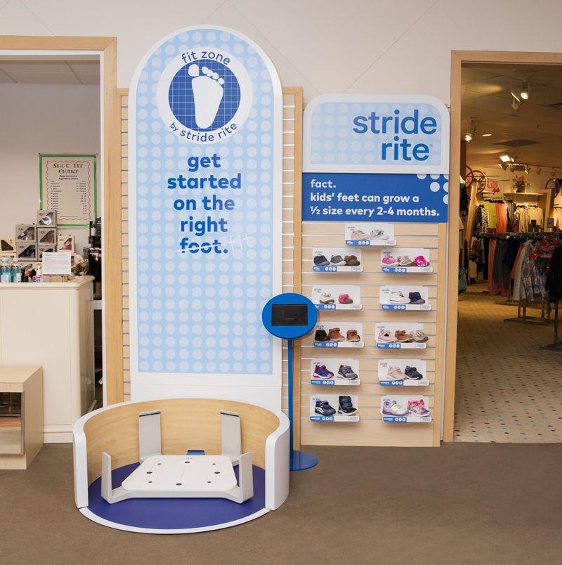 In-Store Footwear Scanners