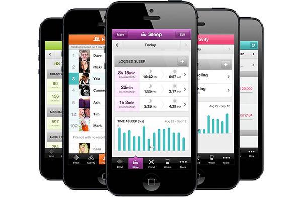 Effective Fitness-Encouraging Apps