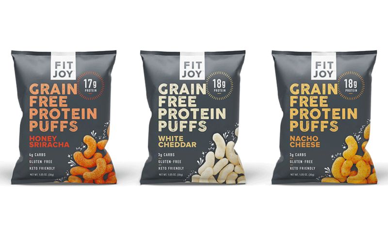 Free-From Protein-Packed Snacks