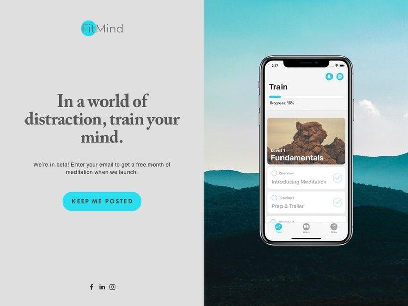Neuroscience-Backed Meditation Apps
