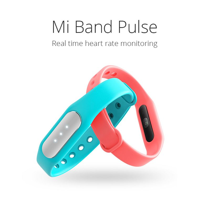 Heart-Monitoring Fitness Bands