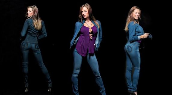 Jeans For Muscular Thighs Women