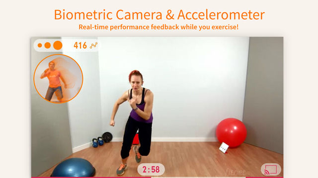 Real-Time Workout Apps