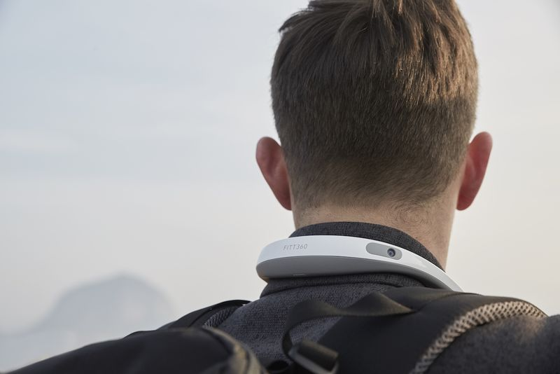 360-Degree Neckband Cameras