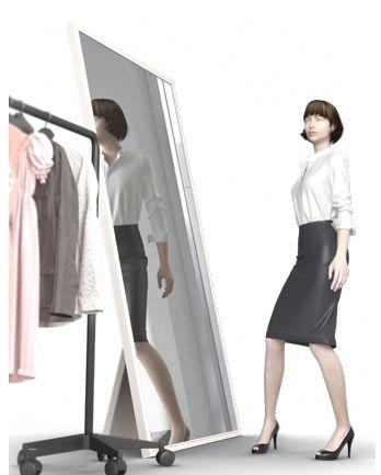 Virtual Clothing Mirrors