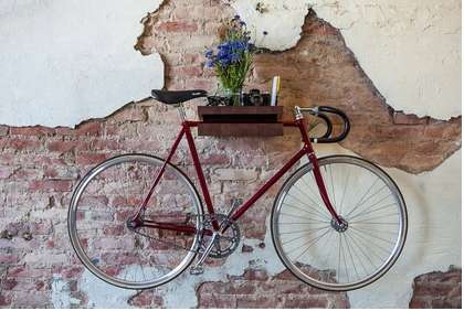 Cycle-Infused Shelves