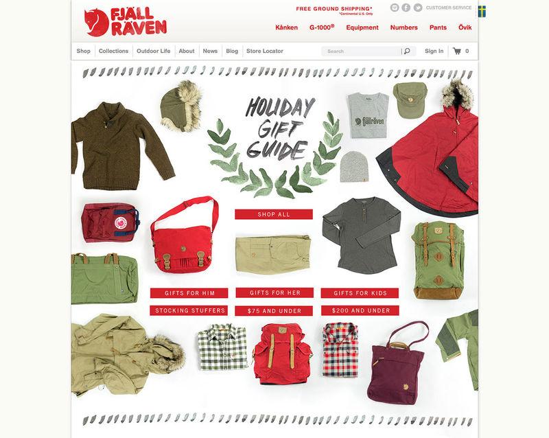 Mood Board Outerwear Campaigns