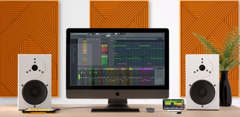 Accessible Professional Music Software