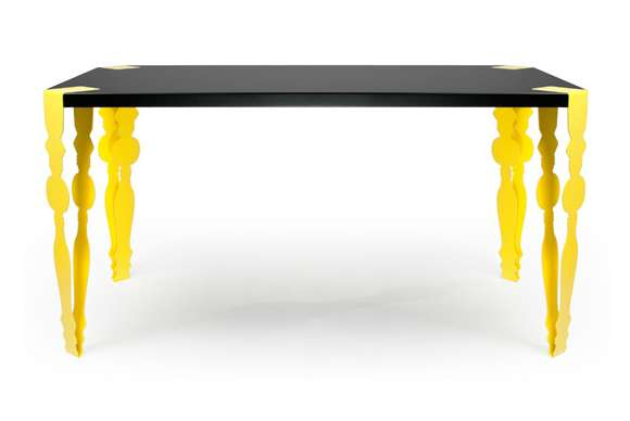Iconic Industrial Tables