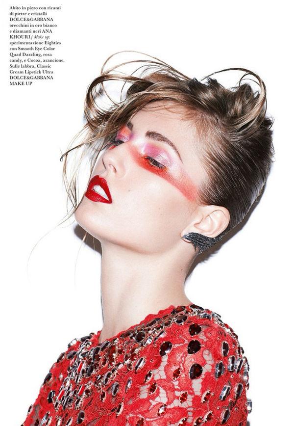 Alluring Rock Goddess Fashion