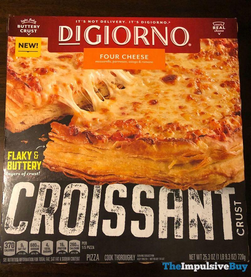 Croissant Crust Pizzas