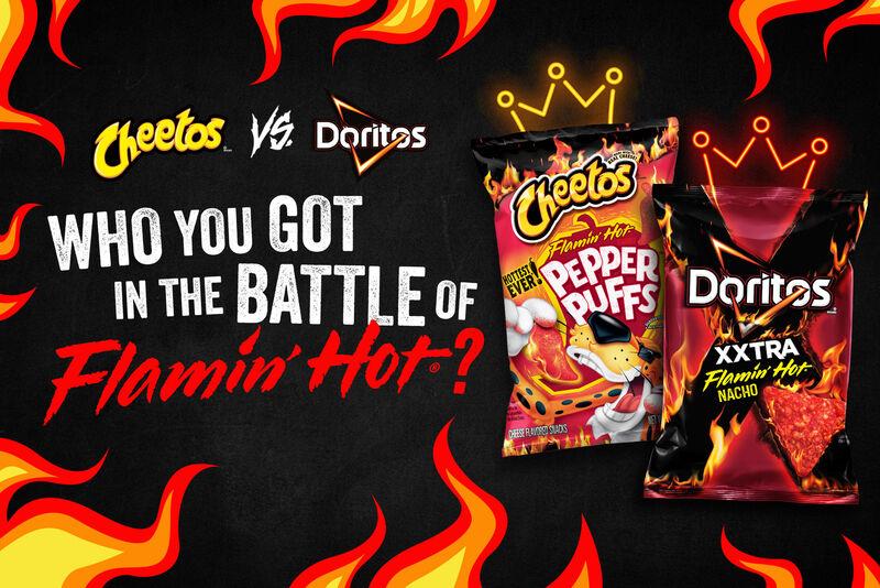 Spicy Snack Battles