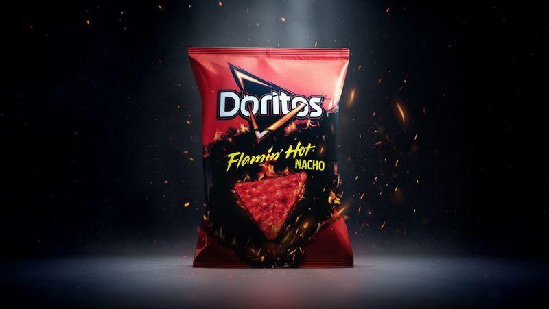 Ultra-Spicy Nacho Chips