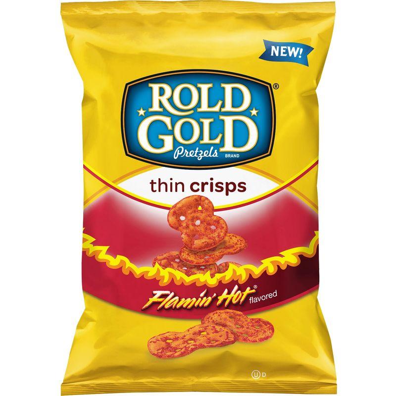 Ultra-Spicy Pretzel Chips