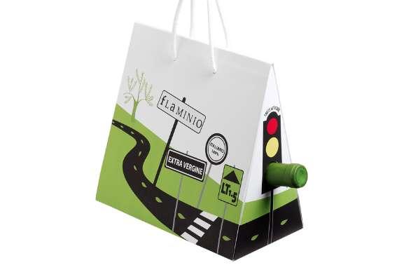 Lighthearted Highway Branding