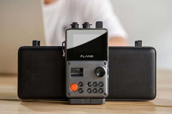 High-Performance Audio Equipment