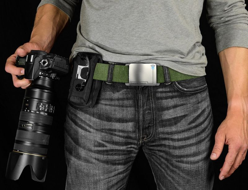 Wearable Flash Drives