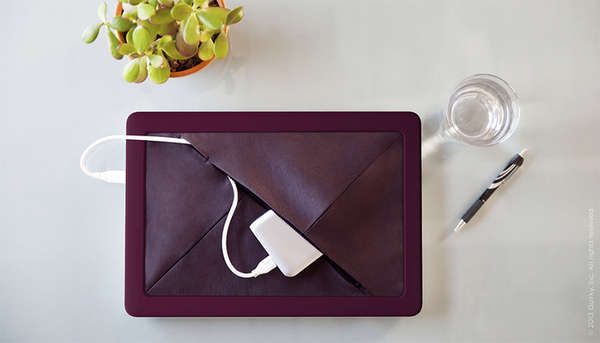 Pocketed Computer Cases