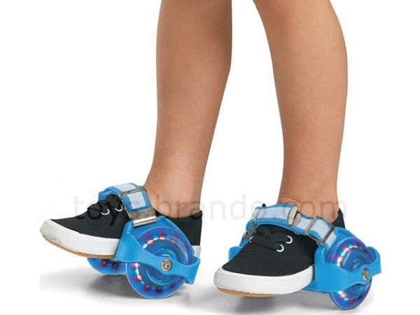 Lightweight Detachable Skates