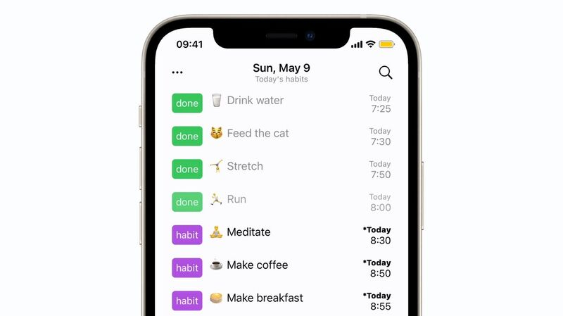 Privacy Protection Habit Trackers