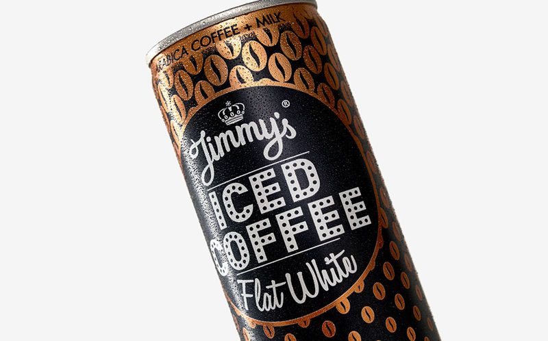 Strongly Caffeinated Canned Coffees