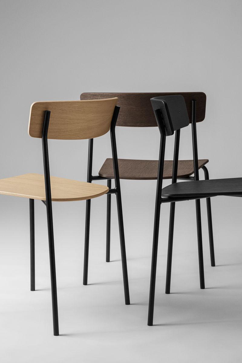 Minimalist Flat-Pack Chair Designs
