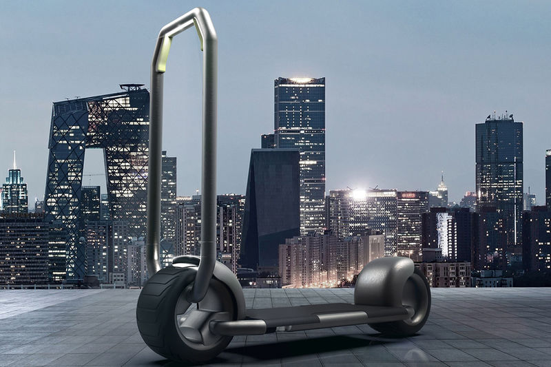 Urban Transportation Scooter Systems