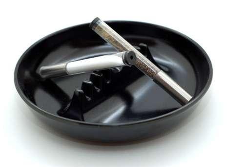 Cigarette-Shaped Salt n Pepper Shakers