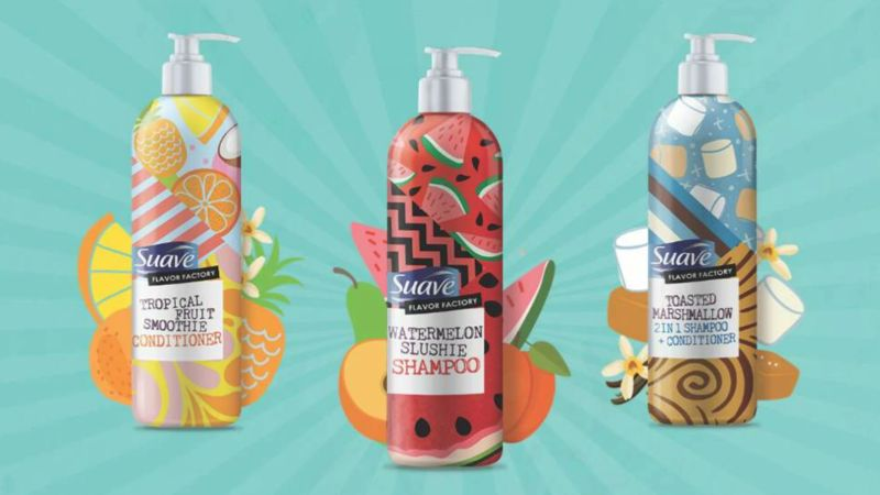 Marshmallow-Scented Shampoos
