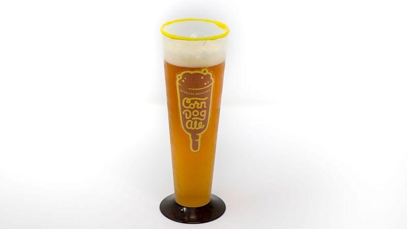 Corndog-Flavored Beers